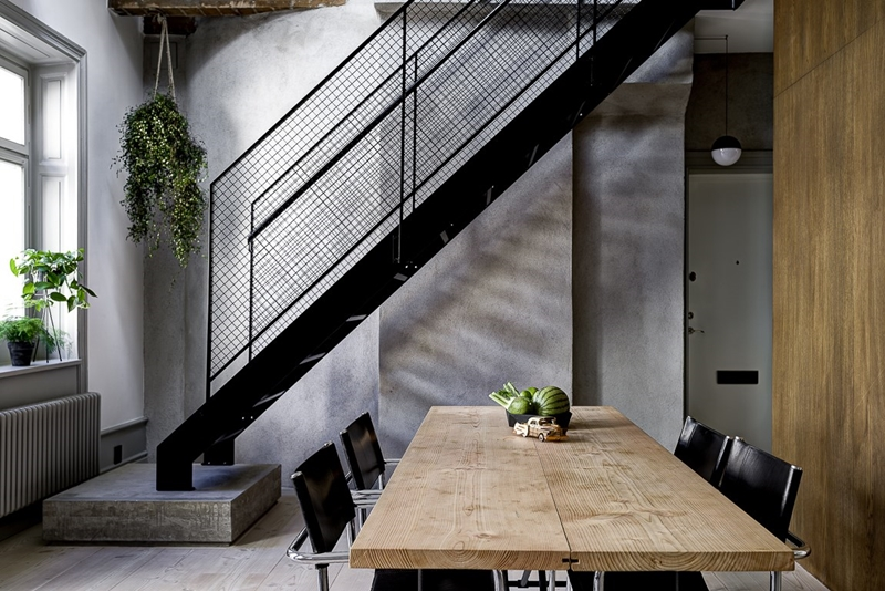 A step up for interiors: Top metal staircase designs ...