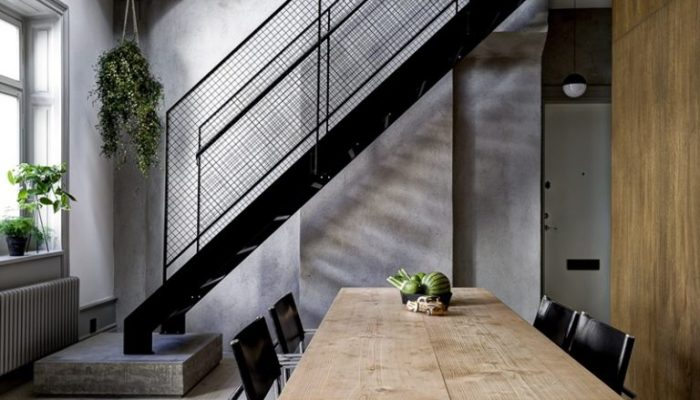 A step up for interiors: Top metal staircase designs