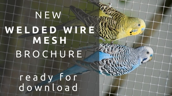New Welded Wire Mesh brochure – download now