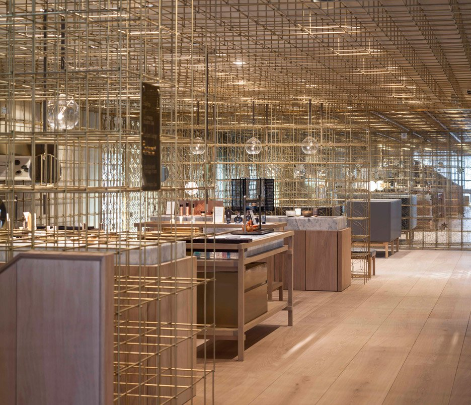 BRASS INTERIOR DESIGN - retail design