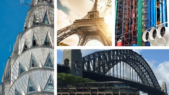 The most iconic metal buildings in the world: Six of the best