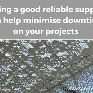 Industrial perforated metal and wire mesh: minimise downtime tips