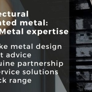 Architectural Perforated Metal Expertise