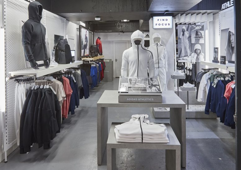 Retail store design tips - use metal in your design - Arrow Metal