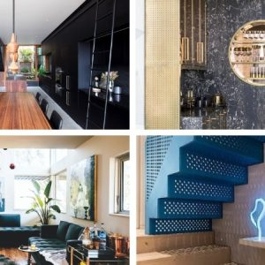 Interior Trends 2019: Glitz, Glam & Black is back