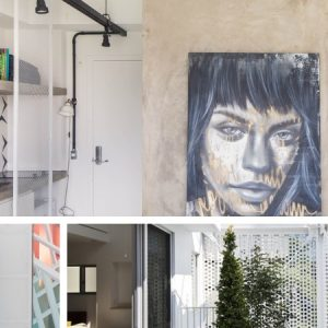 Micro living trend shows its metal with mini
