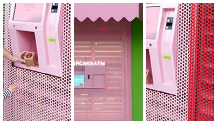 Colour metal trends 2019 - Sprinkles Cup cake ATM