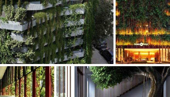 Green Architecture goes back to nature