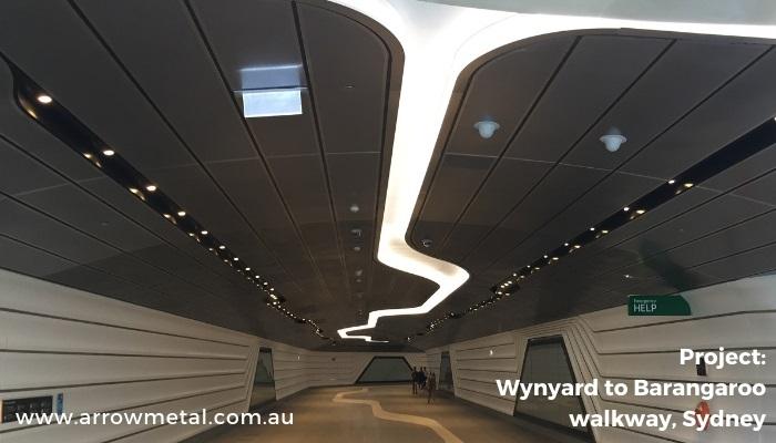 Perforated metal panel experts - Arrow Metal