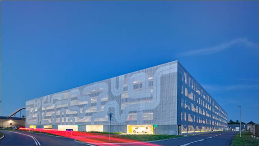 Facade designs - Lego facade
