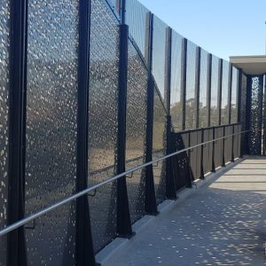 Decorative Perforated Metal Sheet Showcase