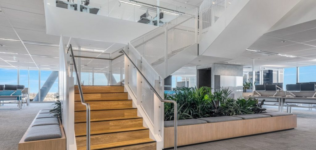 Perforated metal sheet ideas - 100 Mount St North Sydney