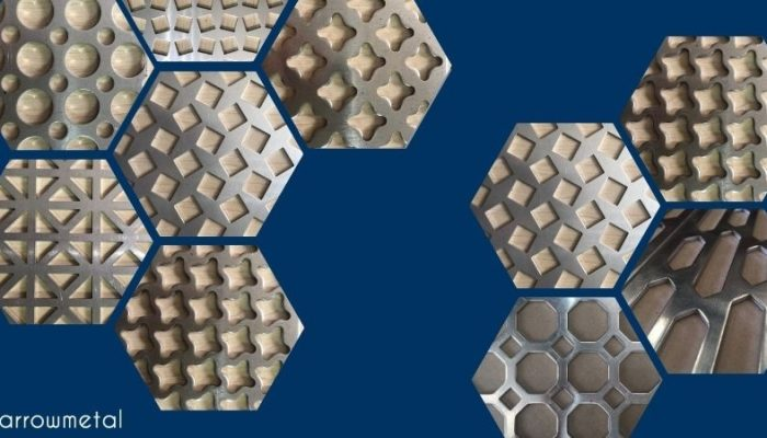 Perforated metal sheets: Brand new patterns